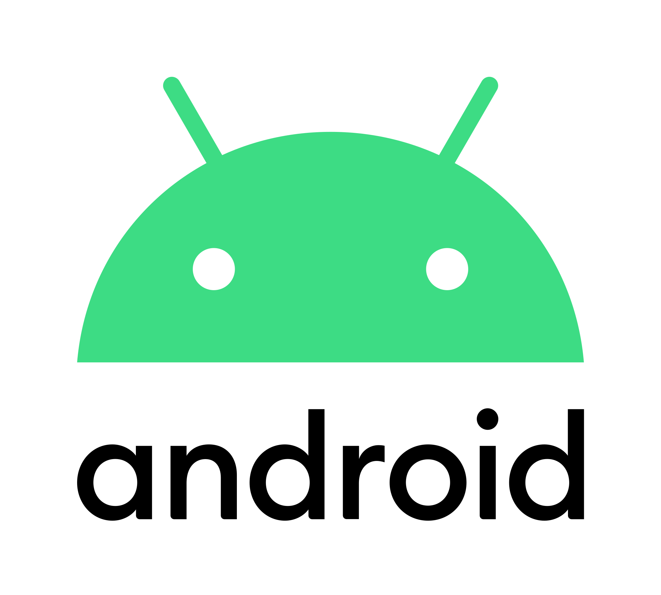 android logo 3 2 - Android Logo