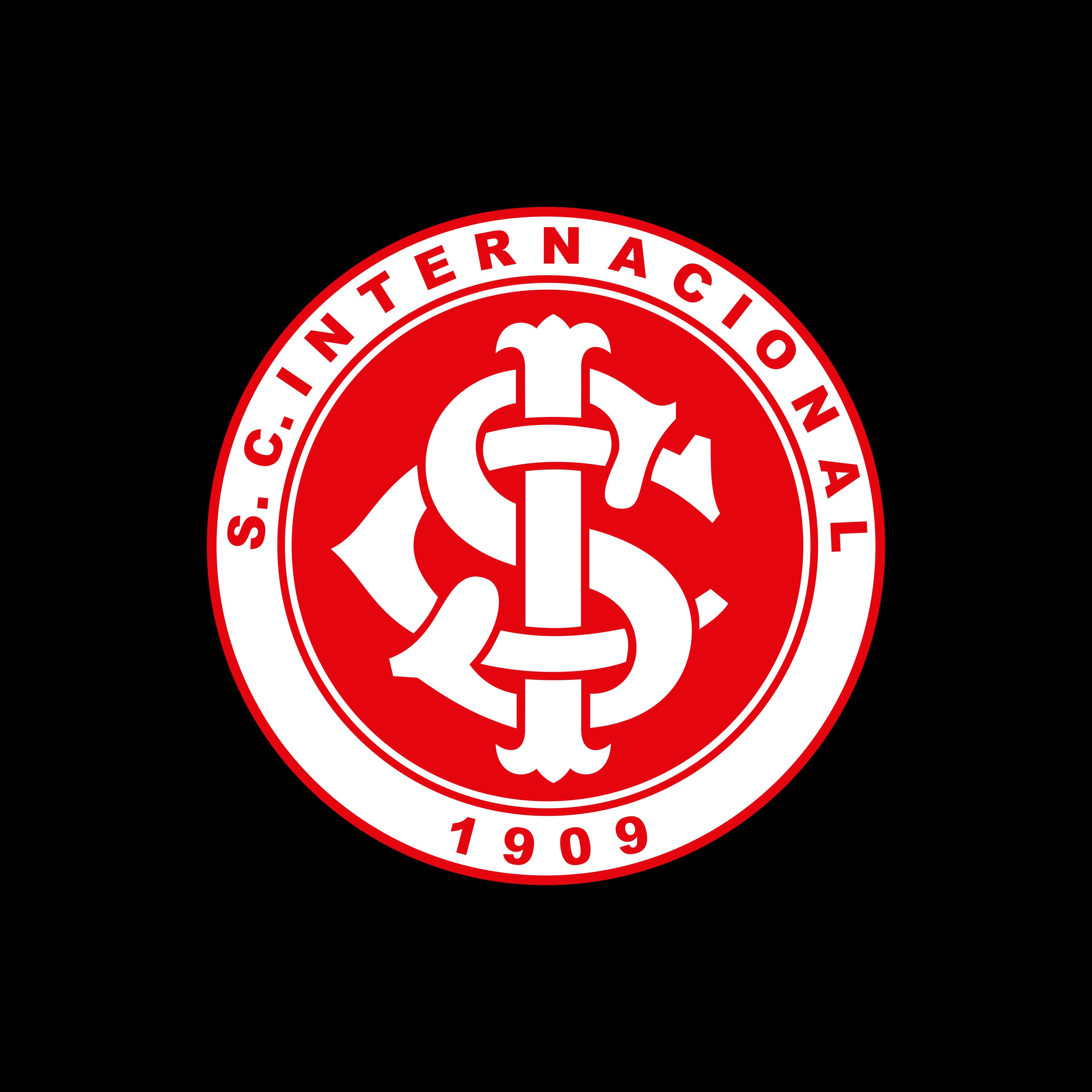 internacional logo 0 - Internacional Logo - Sport Club Internacional de Brasil Escudo