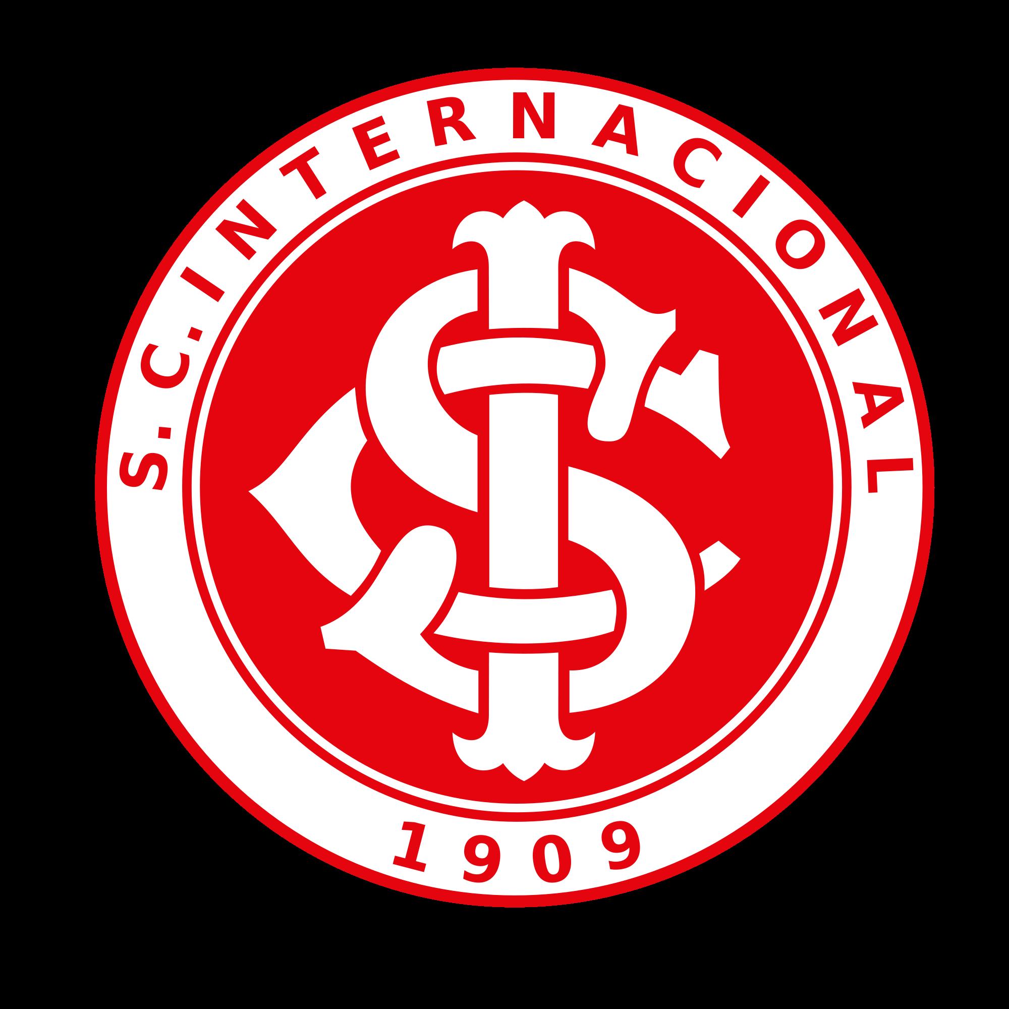 internacional porto alegre logo escudo 3 - SC Internacional Logo