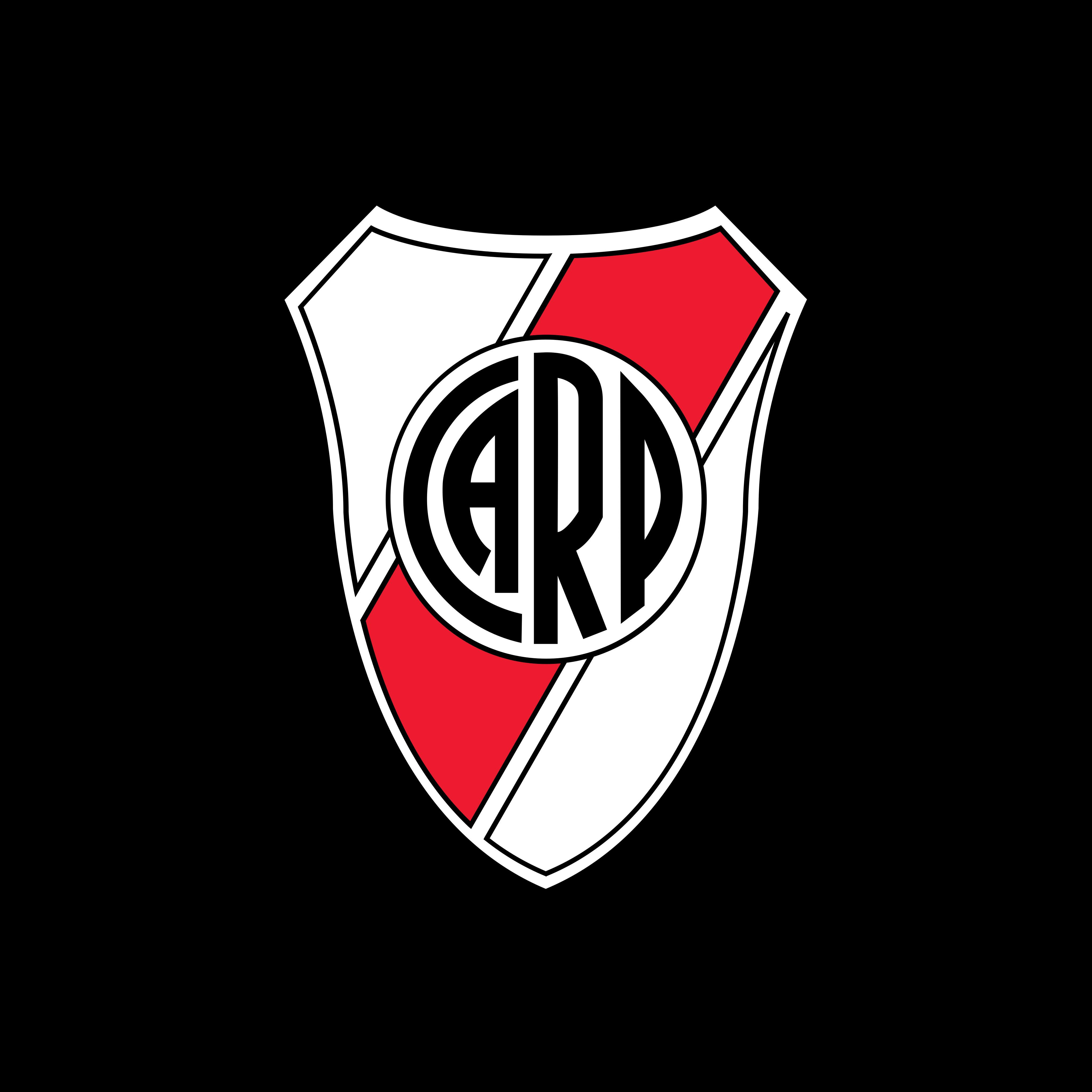 river plate logo 0 - River Plate Logo - Club Atlético River Plate Escudo