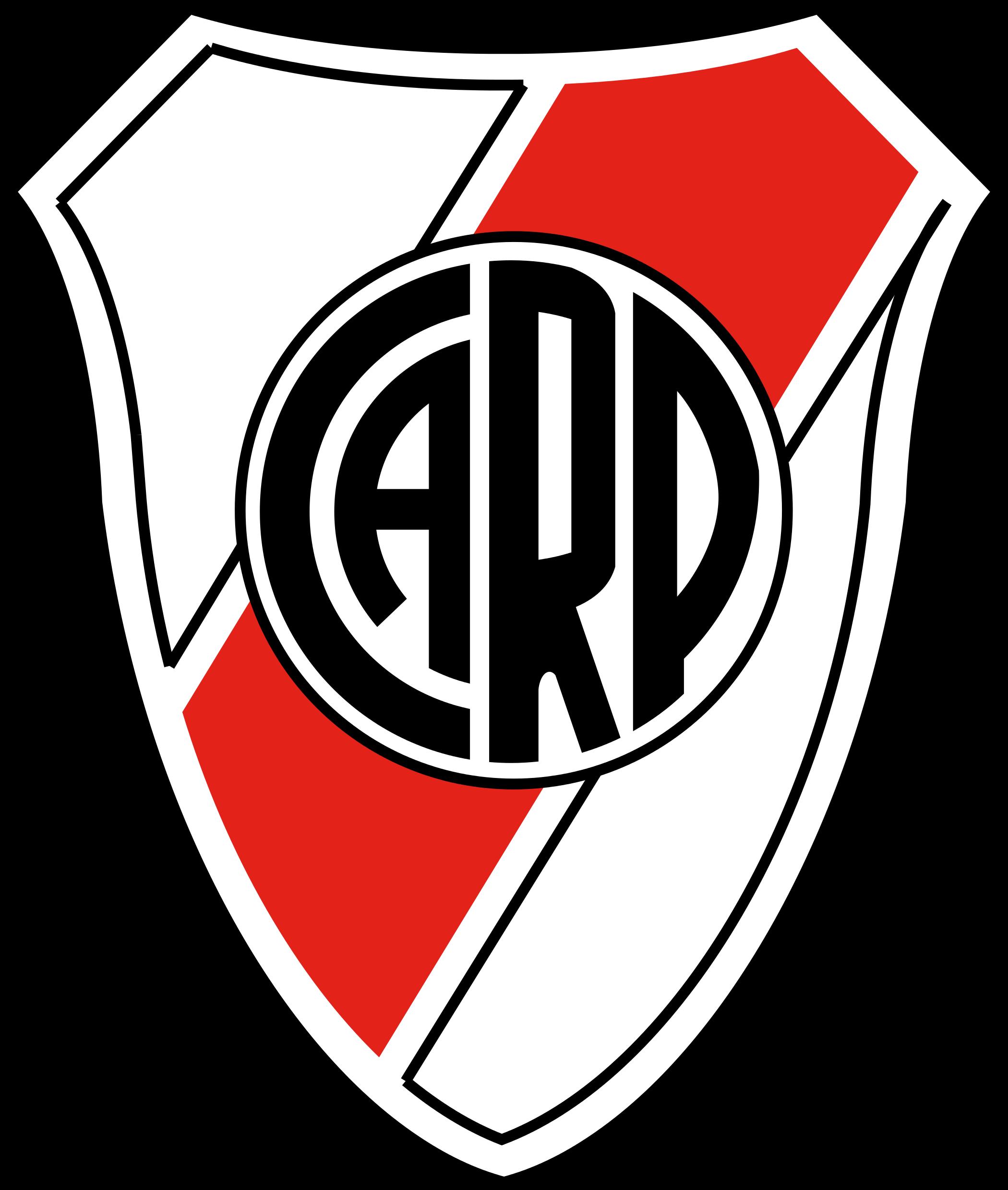 river plate logo 3 - River Plate Logo - Club Atlético River Plate Escudo