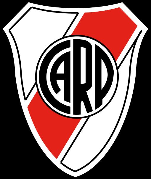 river plate logo - River Plate Logo - Club Atlético River Plate Escudo