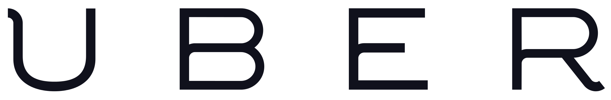 Uber Logo.