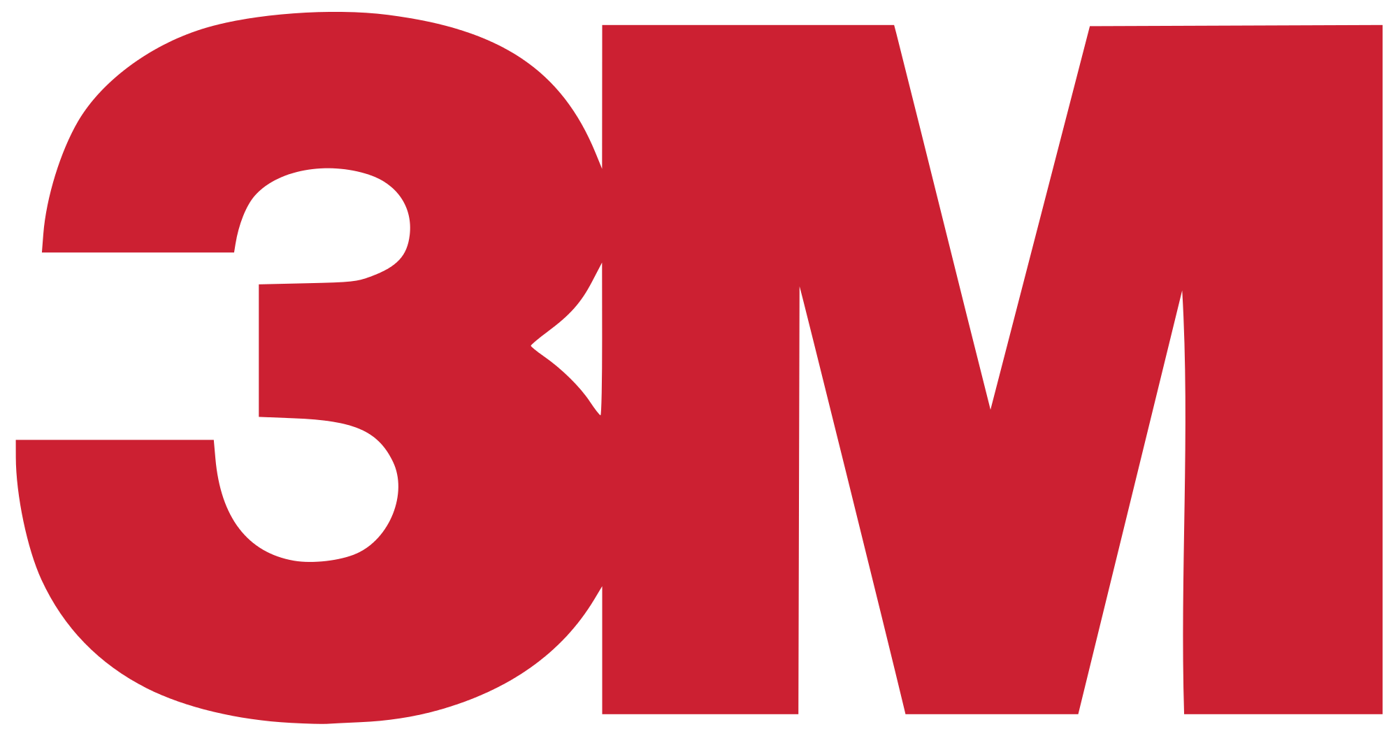 3m logo 1 - 3M Logo