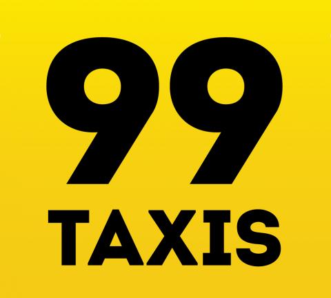 99 Taxis Logo.