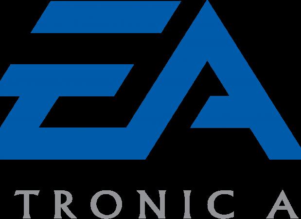 EA Electronic Arts logo.