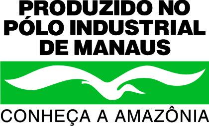 Produzido no Polo Industrial de Manaus Logo Zona Franca de Manaus logo 1 - Produzido no Polo Industrial de Manaus Logo - Zona Franca de Manaus