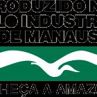 Produzido no Polo Industrial de Manaus Logo, Zona Franca de Manaus Logo.