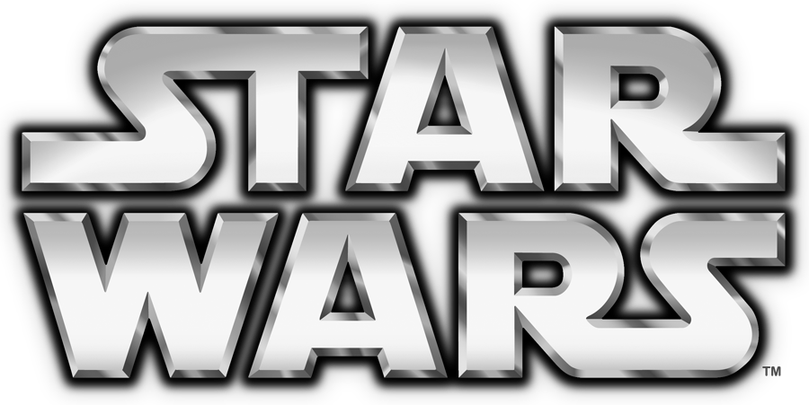 star wars logo download de logotipos. Black Bedroom Furniture Sets. Home Design Ideas