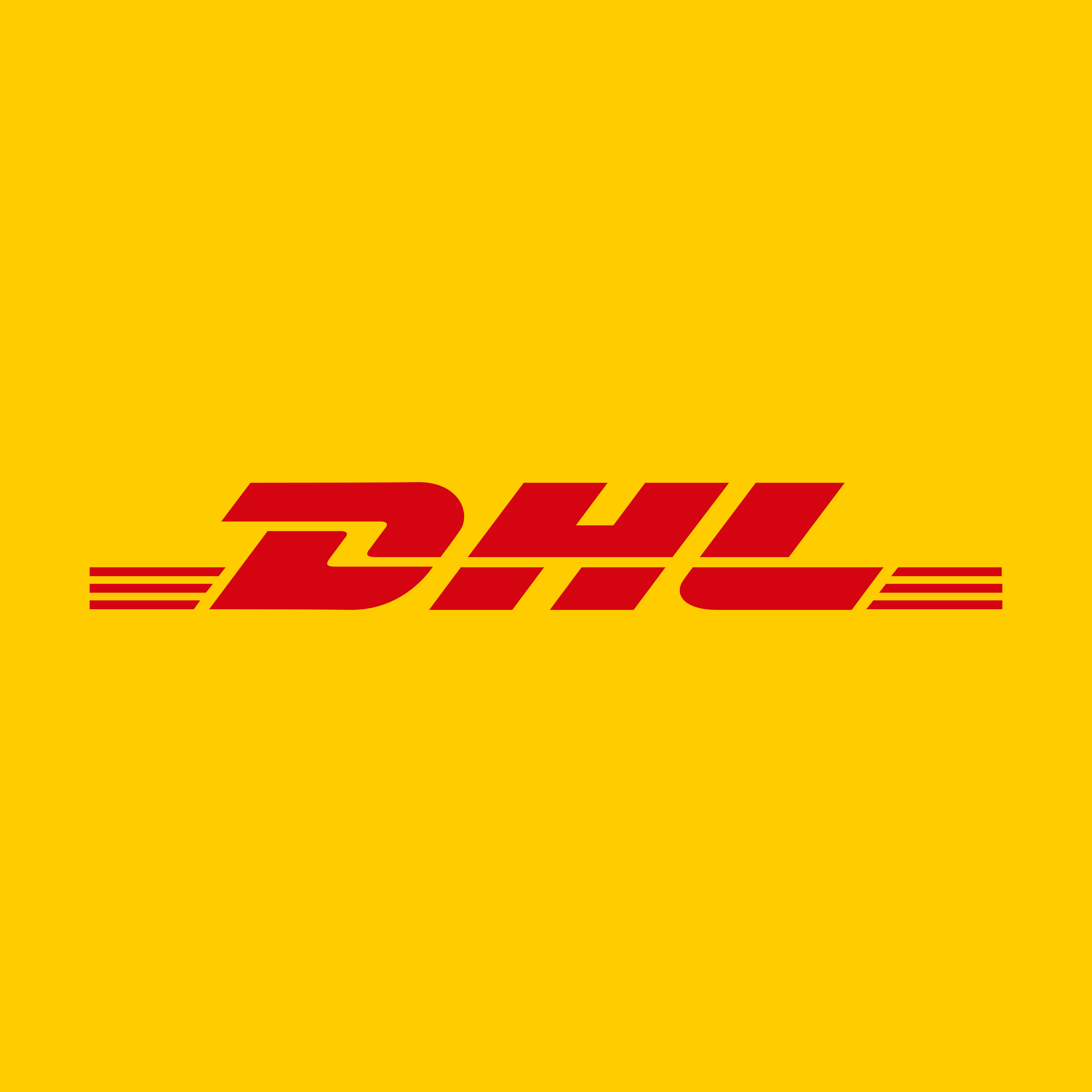 dhl logo 0 1 - DHL Logo