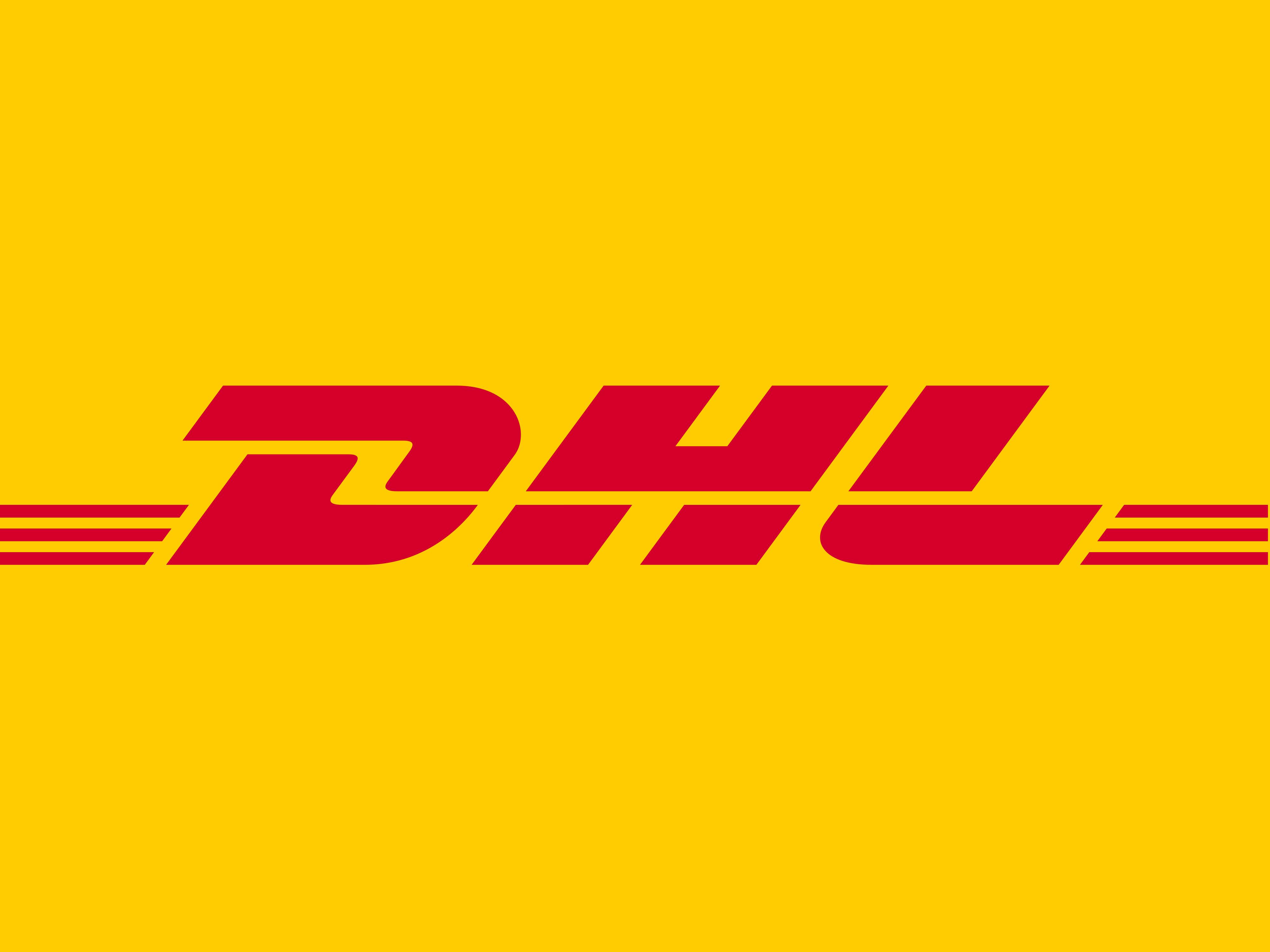 dhl logo 2 - DHL Logo
