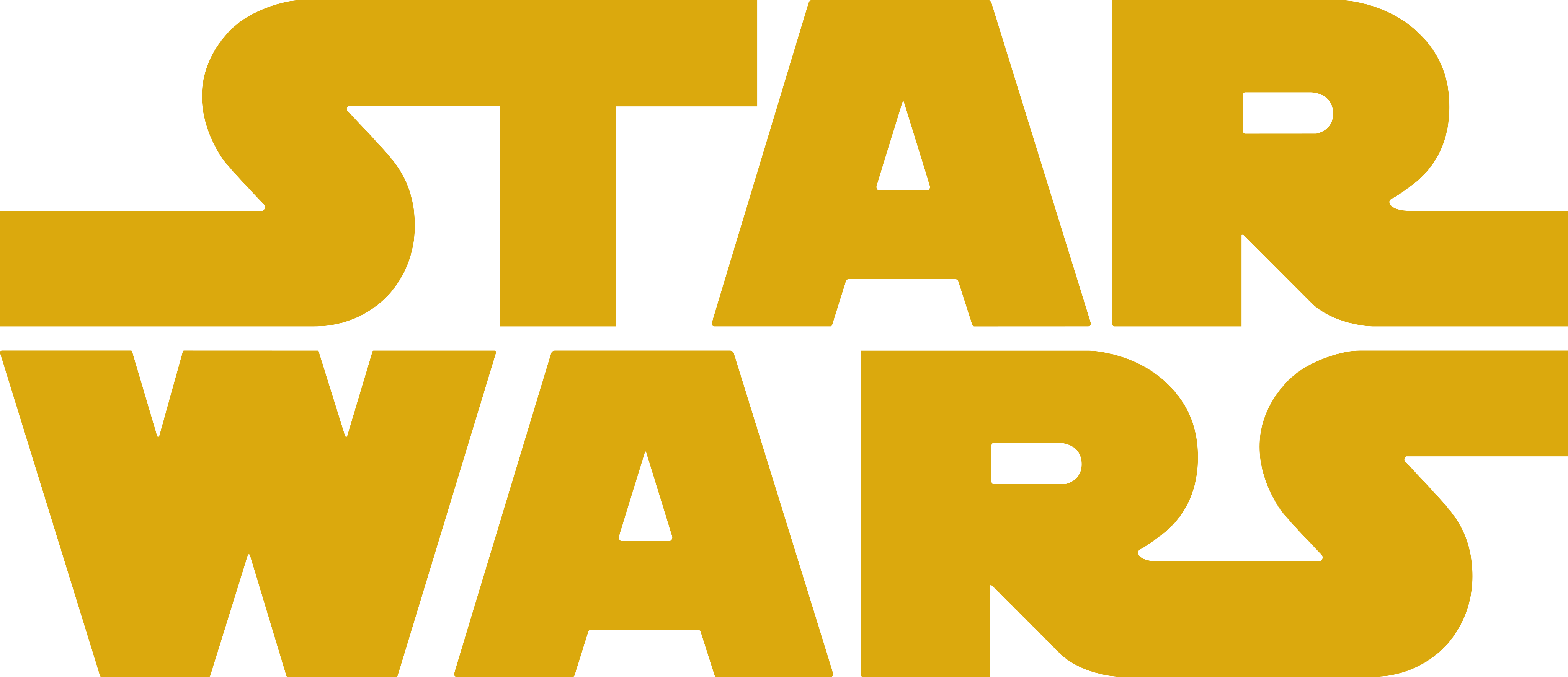 star wars logo 3 1 - Star Wars Logo