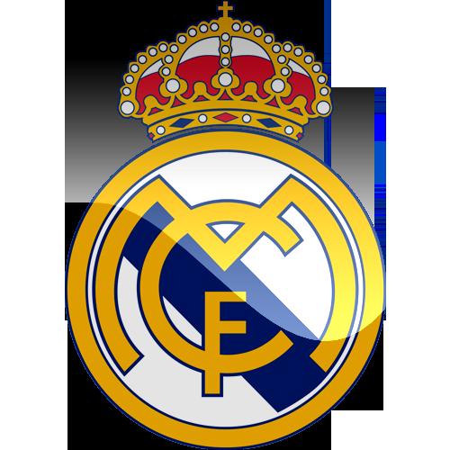 Real Madrid Logo - Escudo