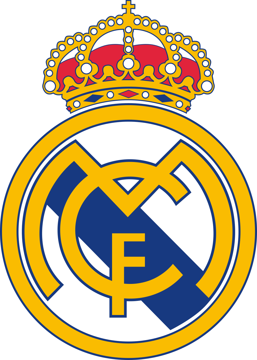 Real Madrid Logo - Escudo