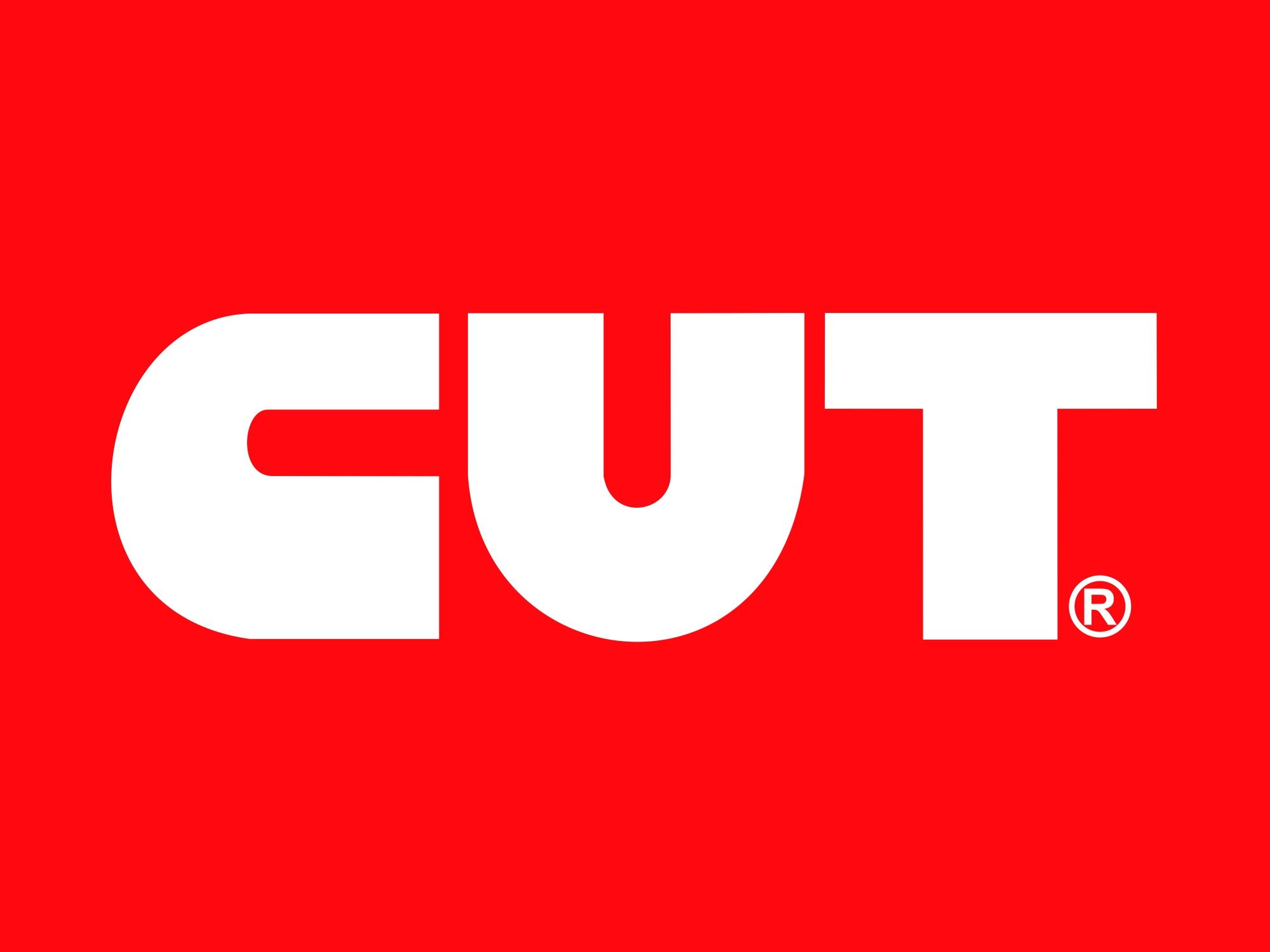 CUT logo.