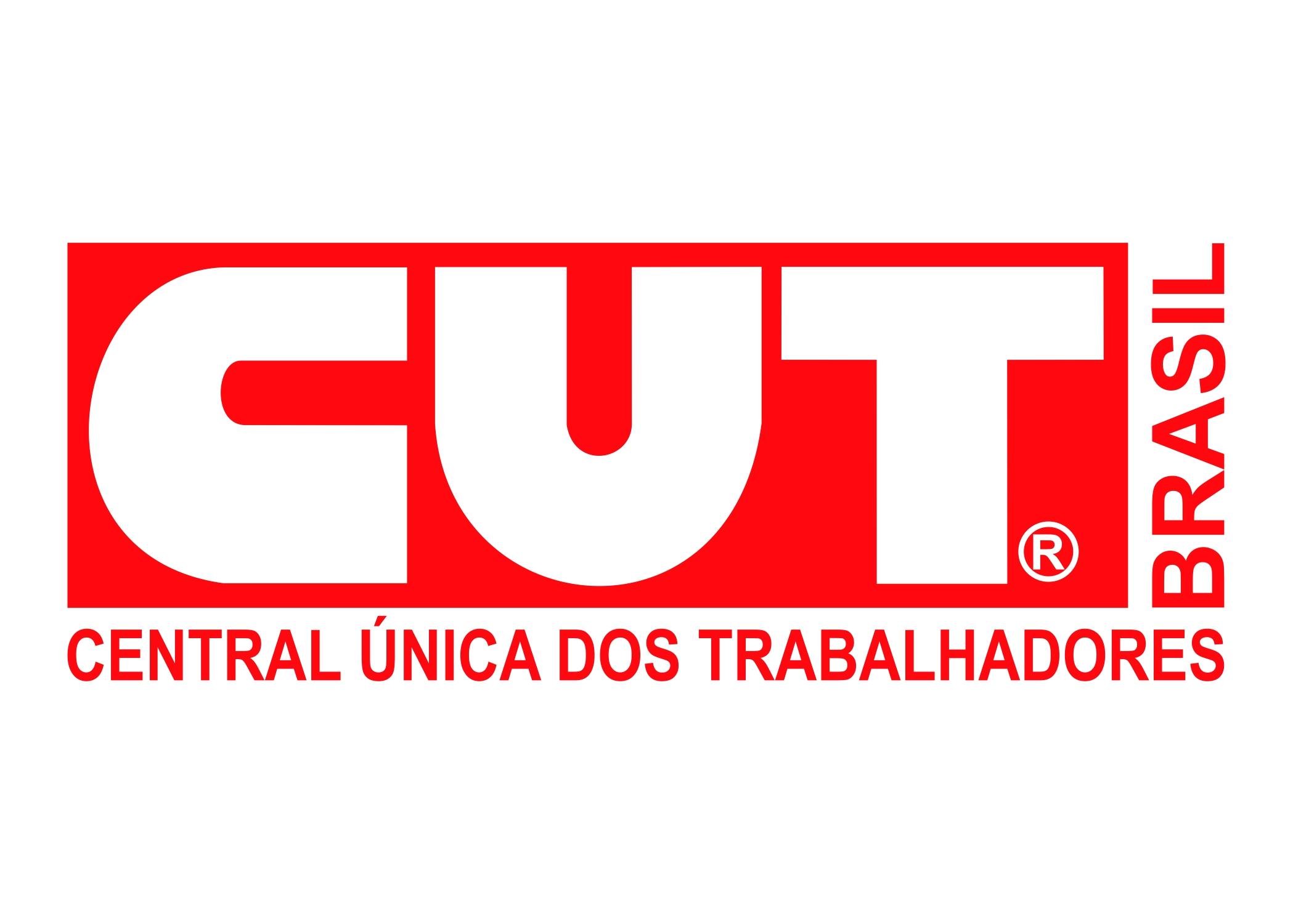 cut logo 4 - Central Única dos Trabalhadores Logo - CUT Logo
