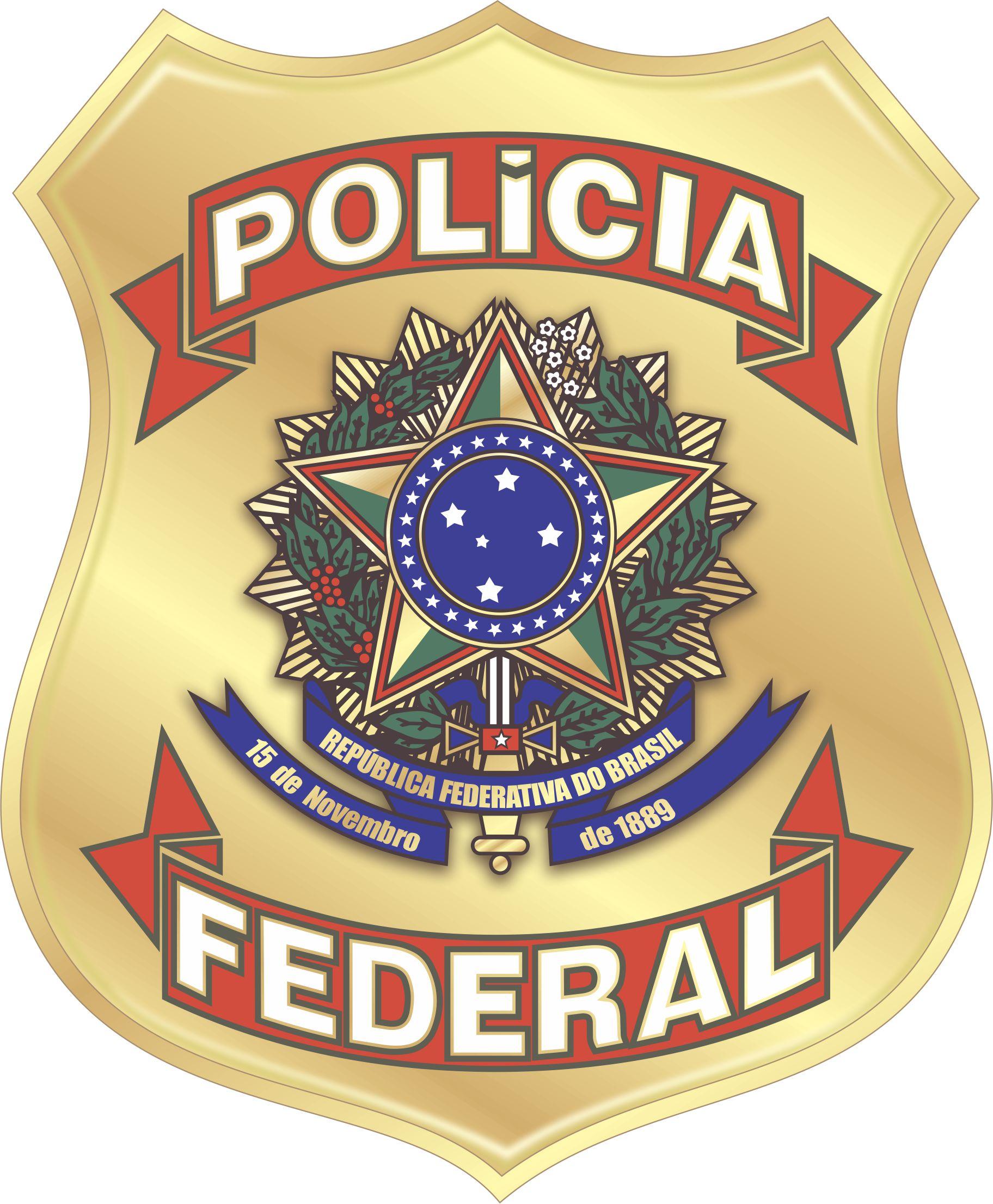 Policia Federal Logo.