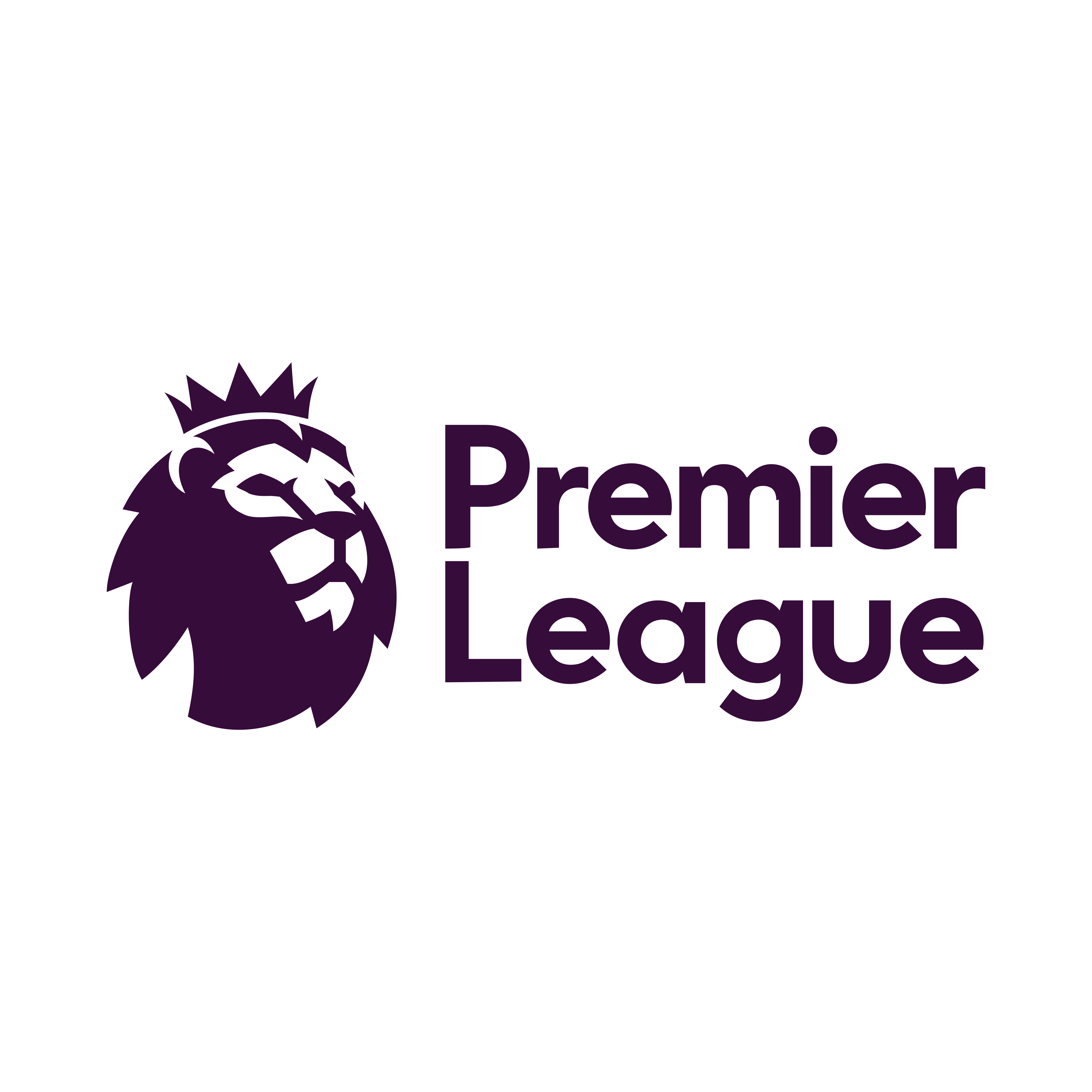 Premier League Logo PNG.