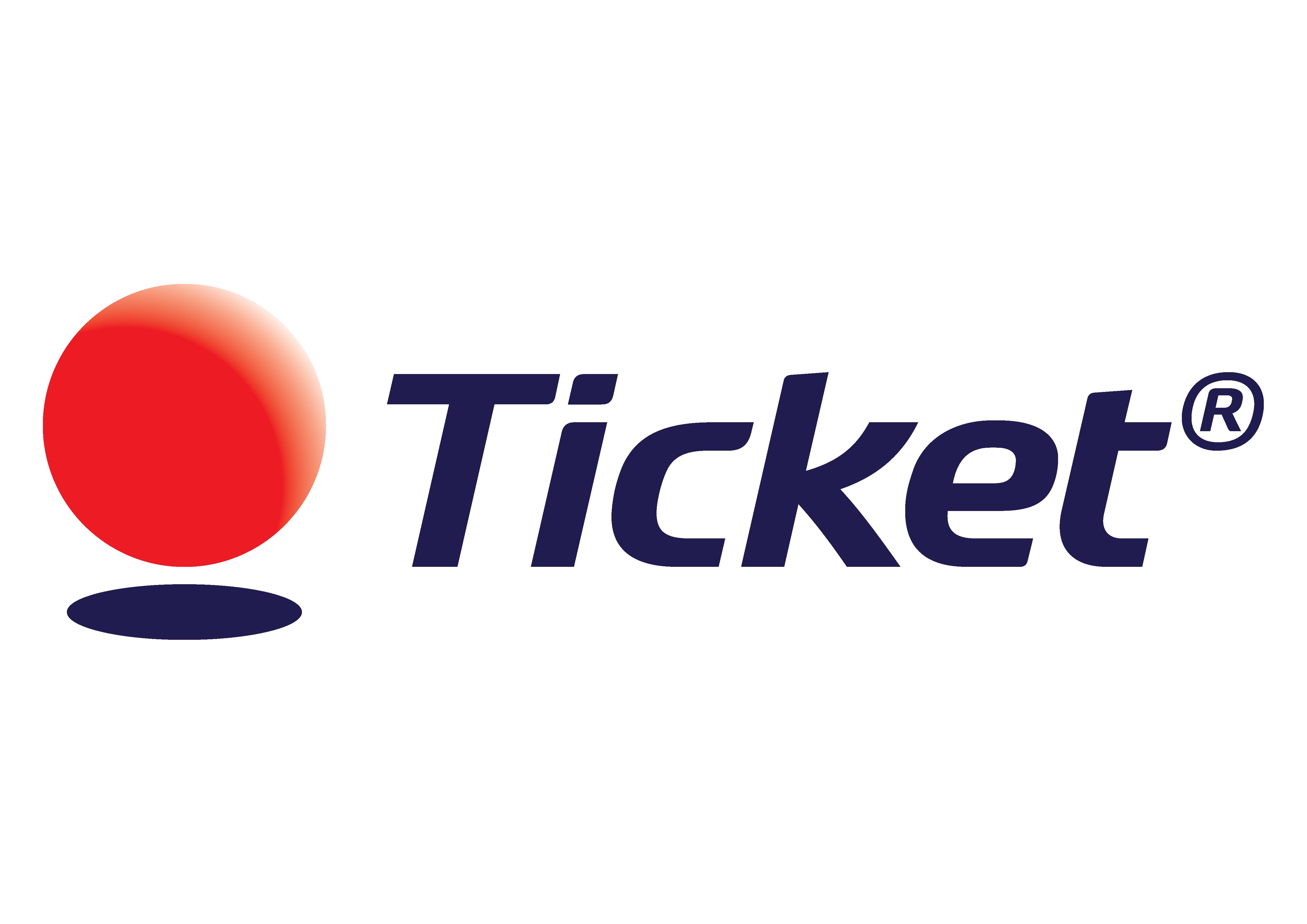 ticket logo, ticket alimentação logo.