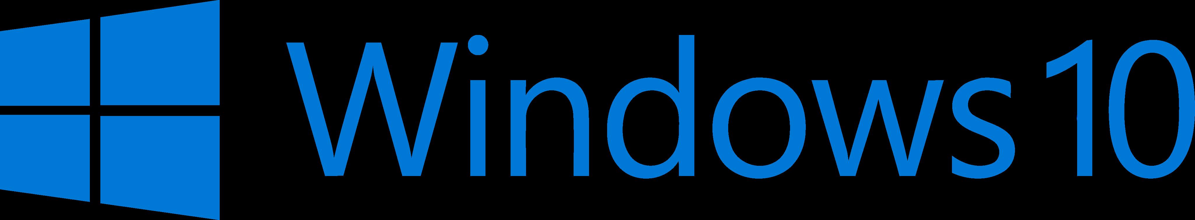 windows 10 logo 1 1 - Windows 10 Logo