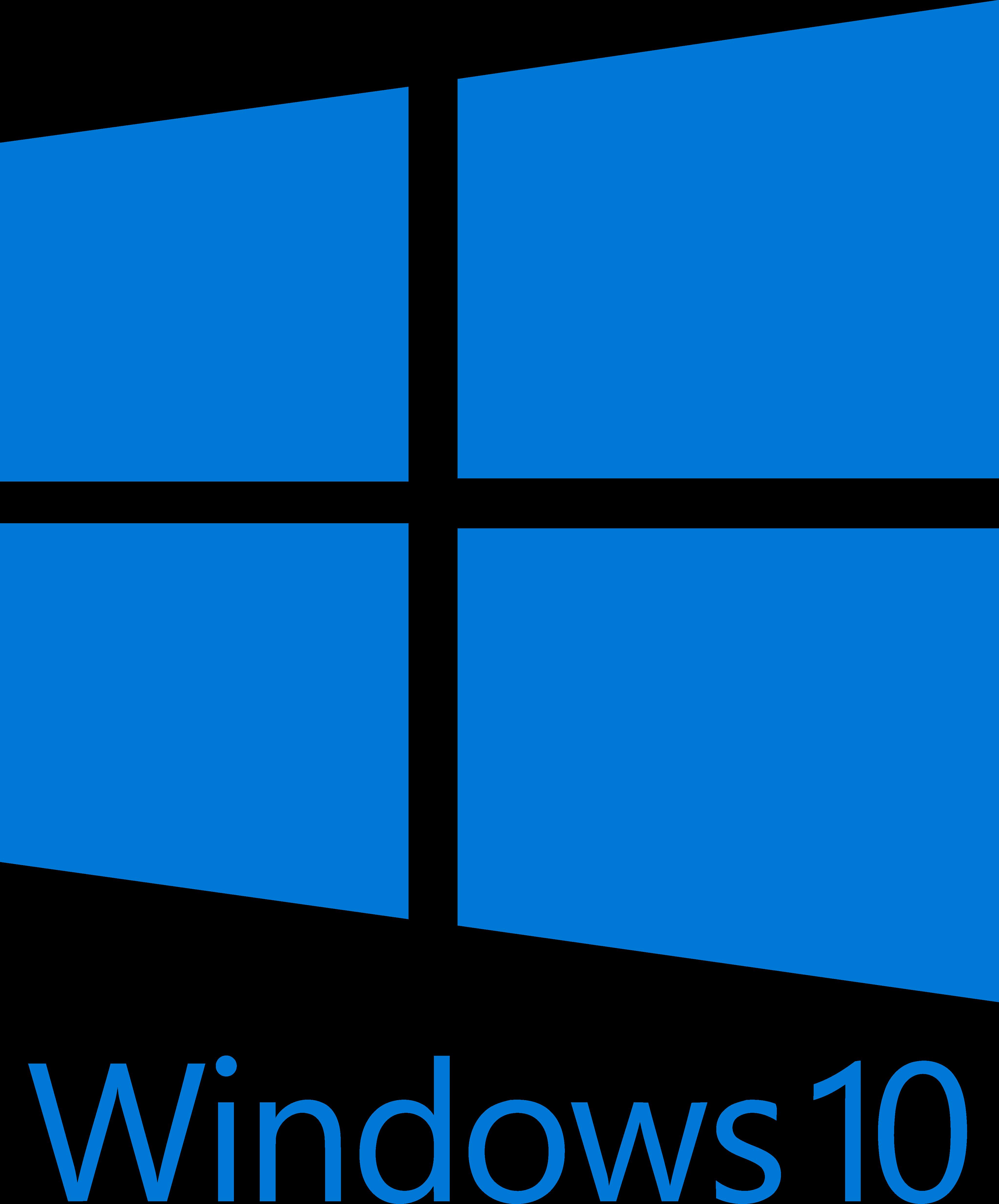 windows 10 logo 2 - Windows 10 Logo