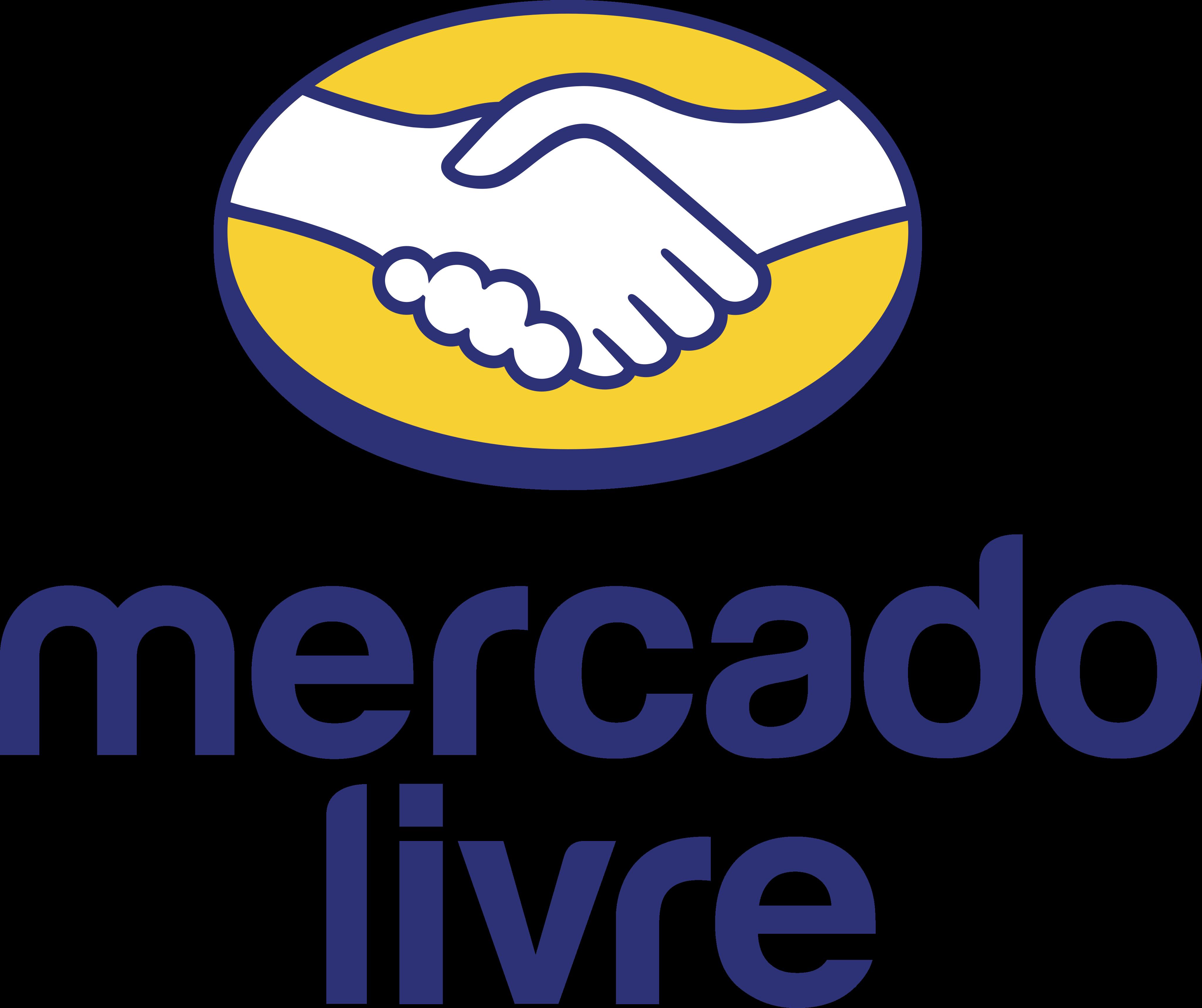 mercado livre logo 1 1 - Mercado Livre Logo