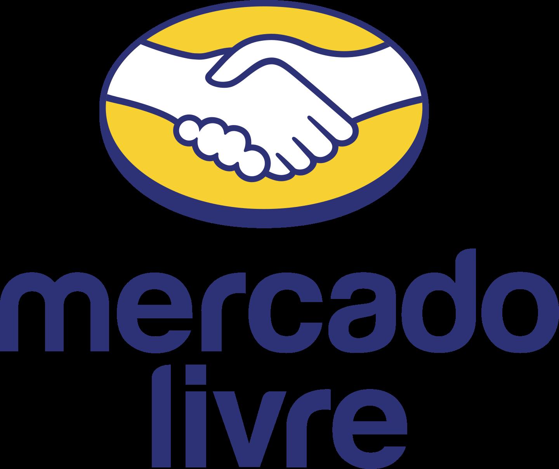 mercado livre logo 2 1 - Mercado Livre Logo