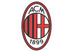 Milan logo 10 - Milan Logo - Milan Escudo