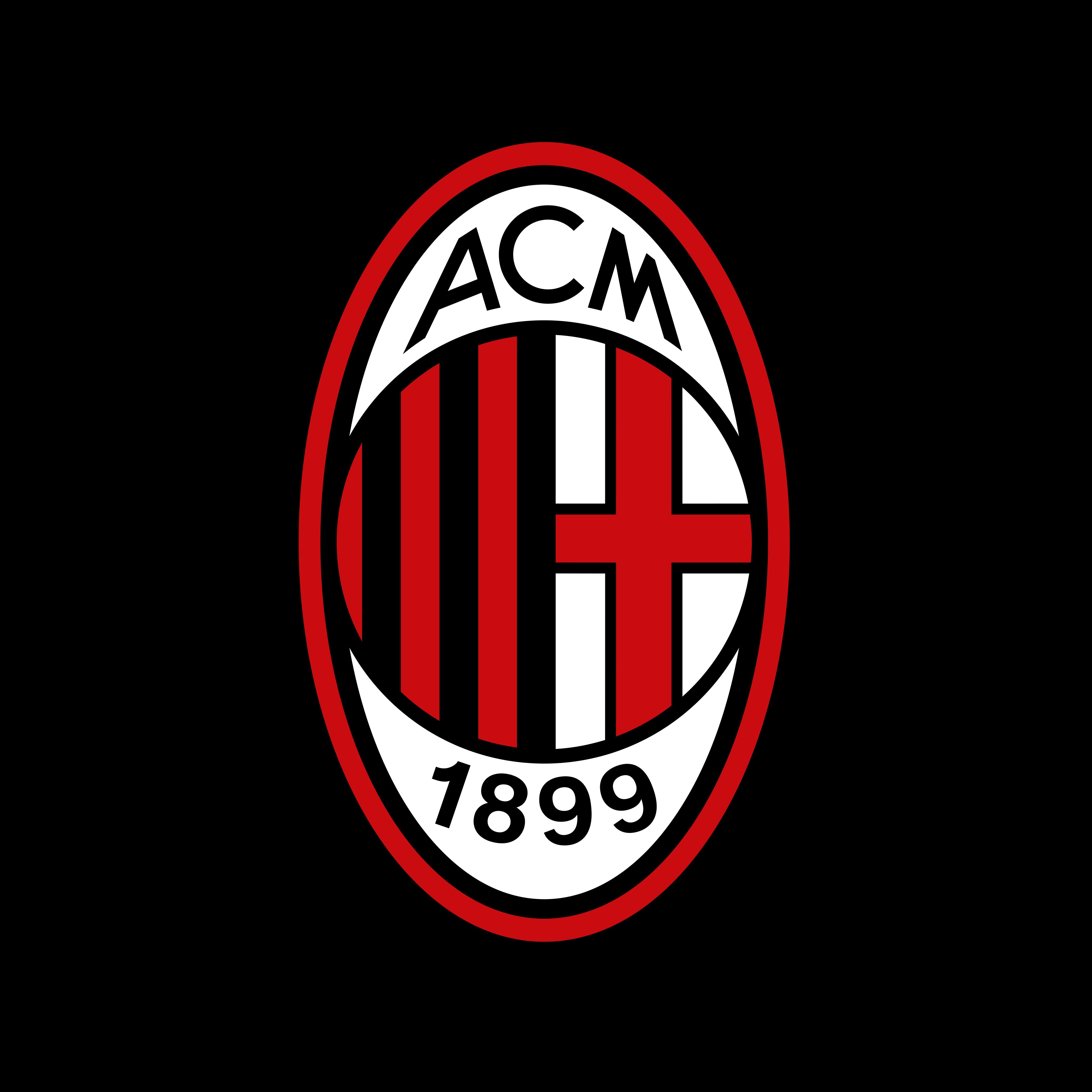 ac milan logo 0 - AC Milan Logo