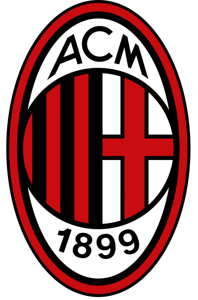 ac milan logo 4 - AC Milan Logo