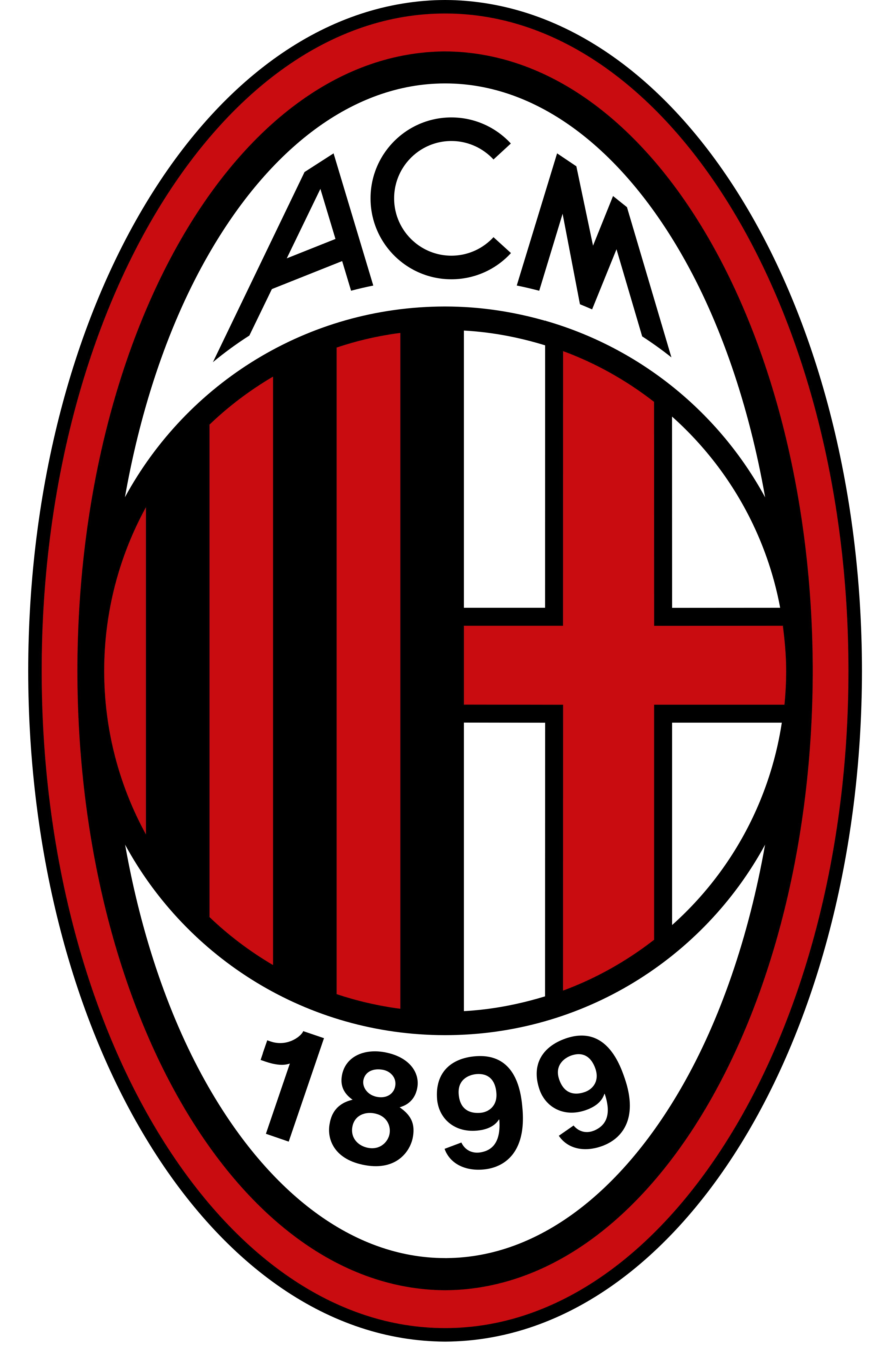 ac milan logo - AC Milan Logo
