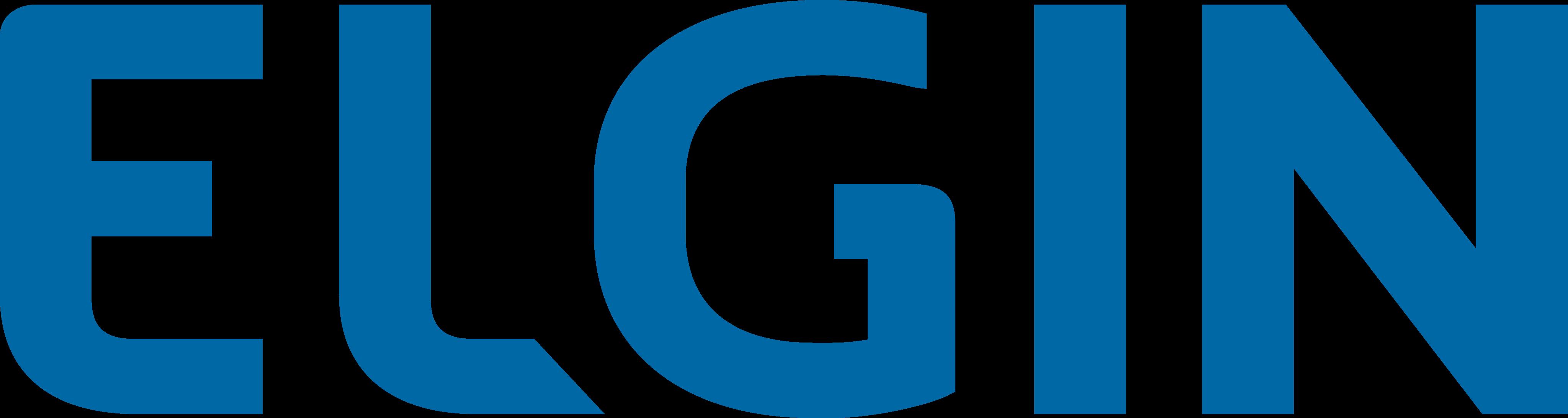 elgin logo 6 - Elgin Logo
