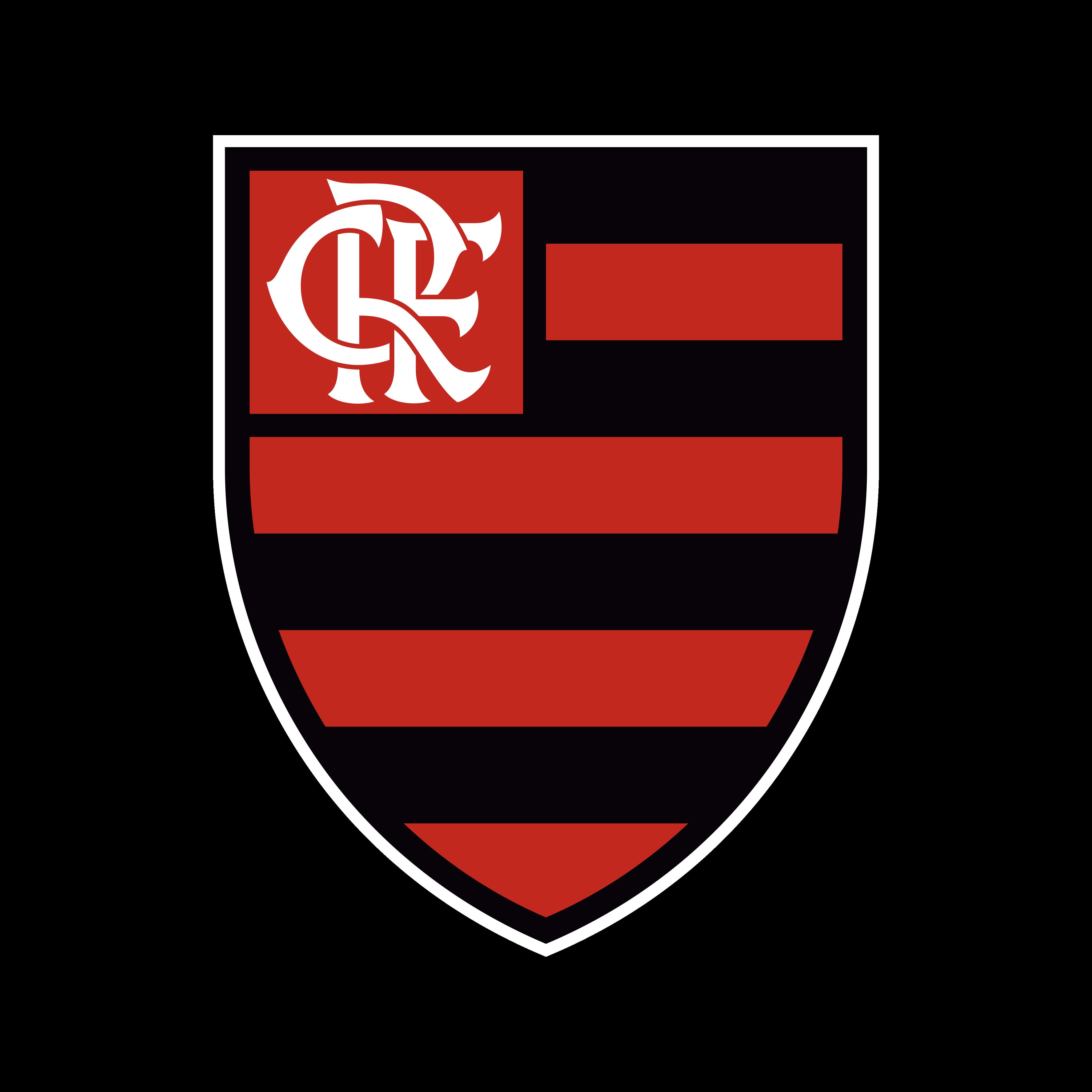 flamengo logo 0 - Flamengo Logo - Flamengo Escudo