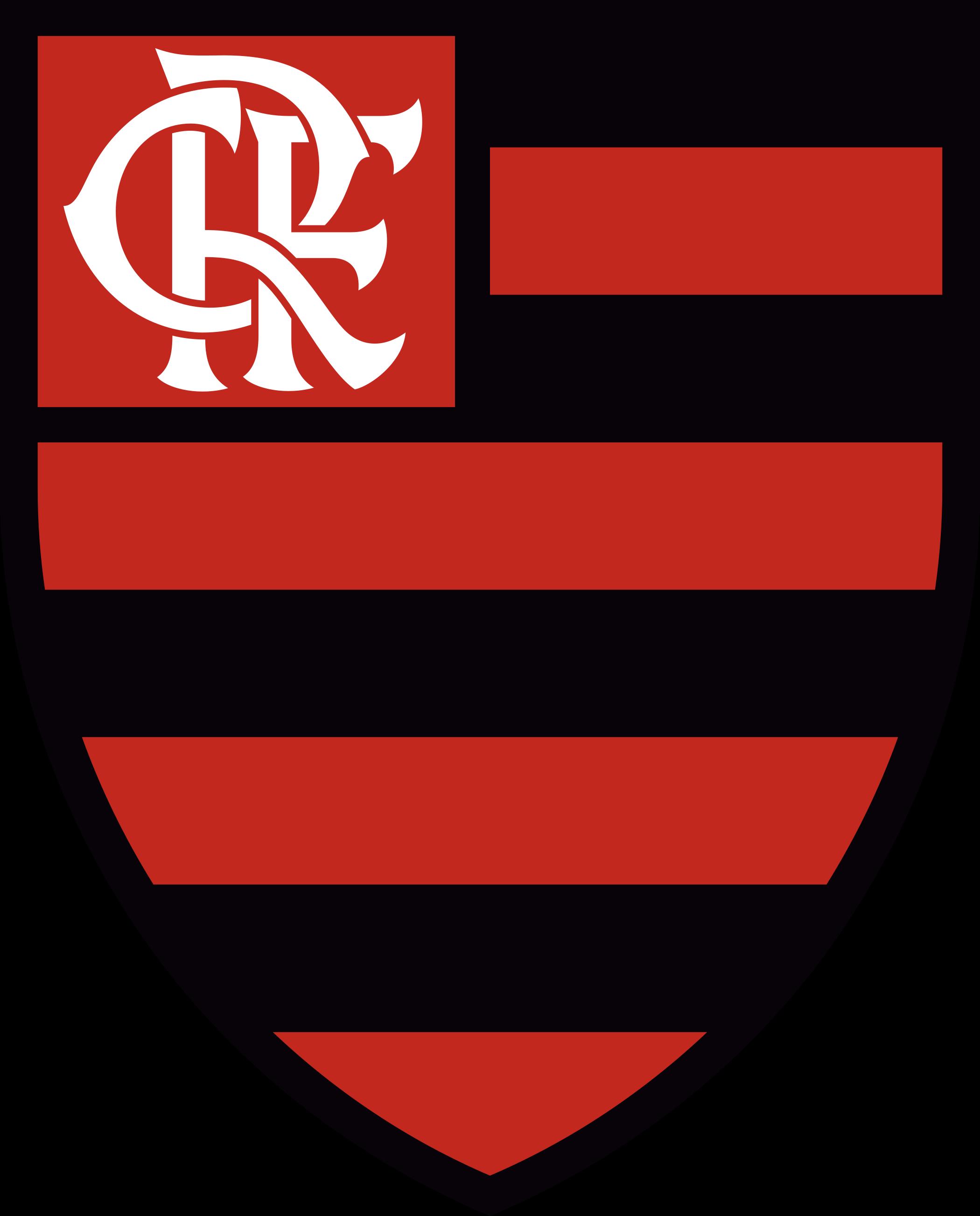 flamengo logo escudo novo 1 - Flamengo Logo - Escudo