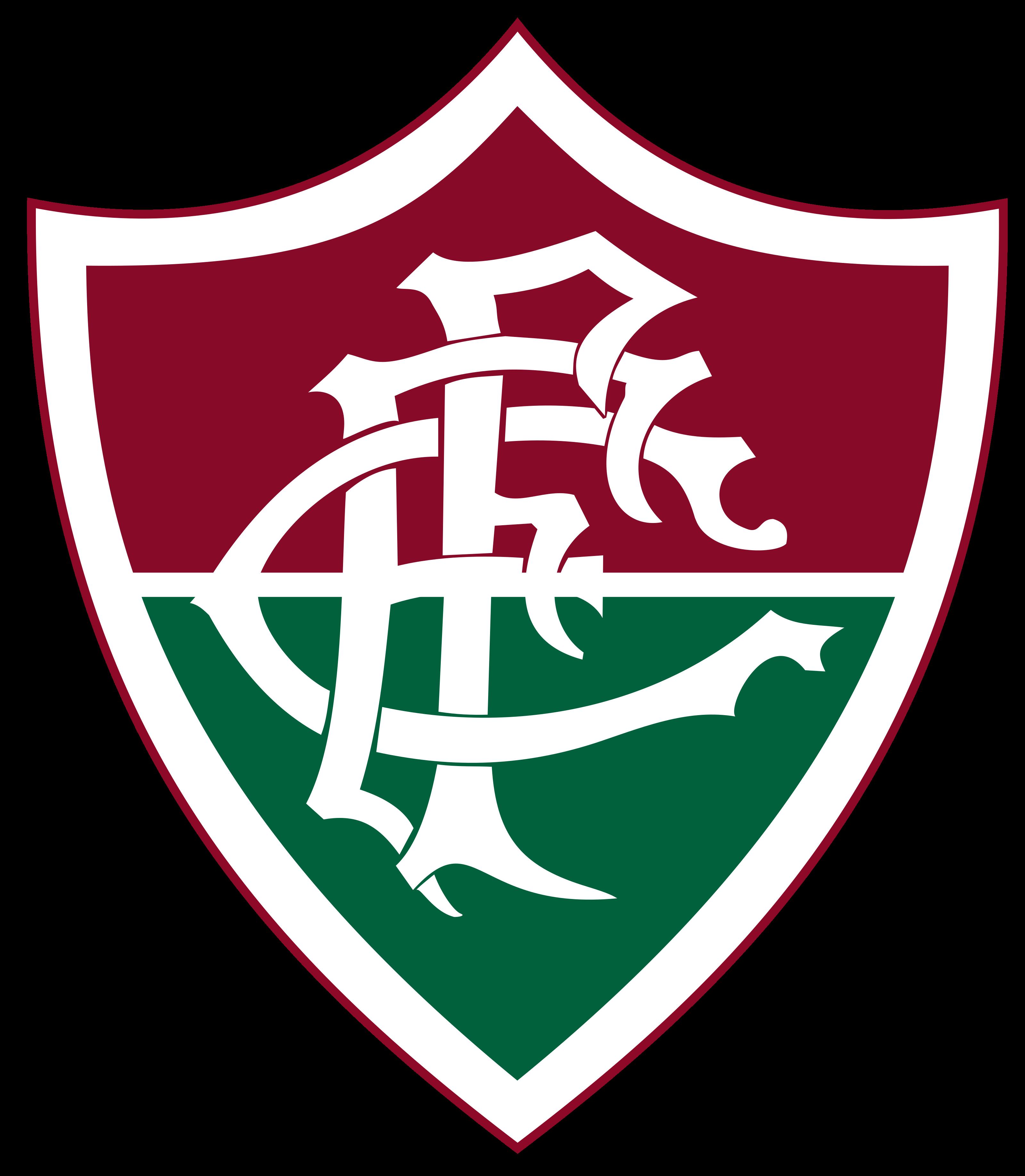 fluminense logo escudo 1 - Fluminense FC Logo