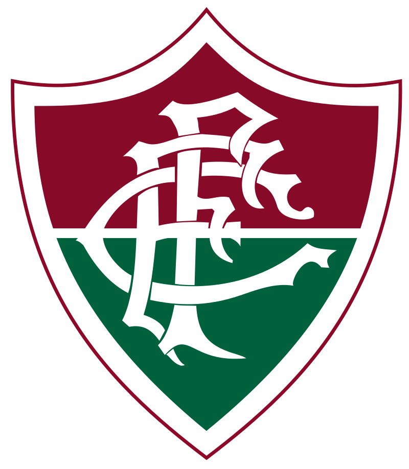 fluminense logo escudo 3 - Fluminense FC Logo