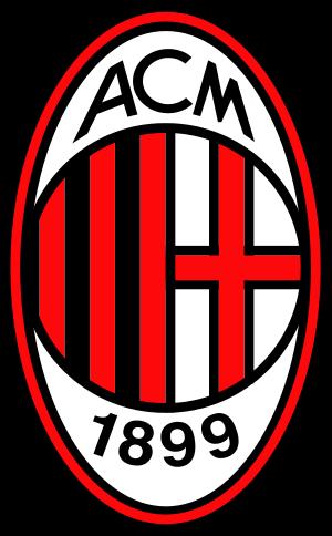milan logo 4 - Milan Logo - Milan Escudo