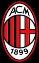 milan logo 5 - Milan Logo - Milan Escudo