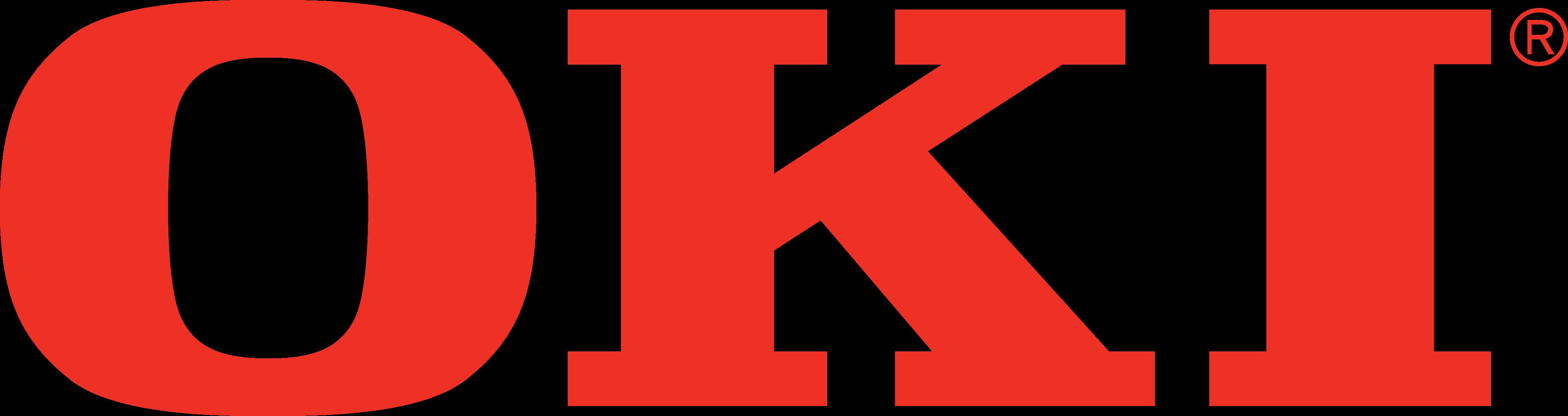 oki data logo - OKI Logo