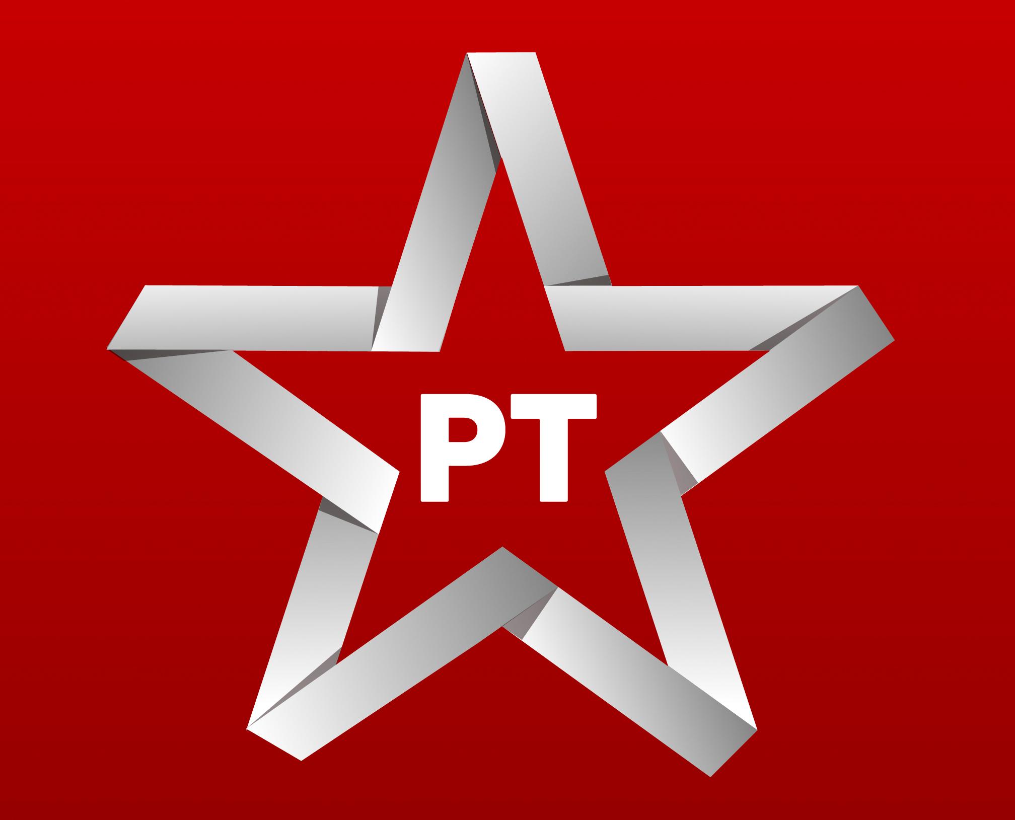 Resultado de imagem para logotipo de pt