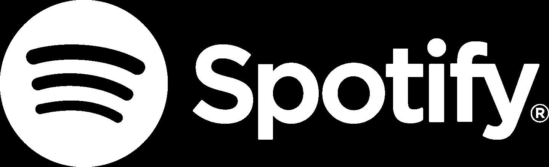 spotify logo branca white - Spotify Logo