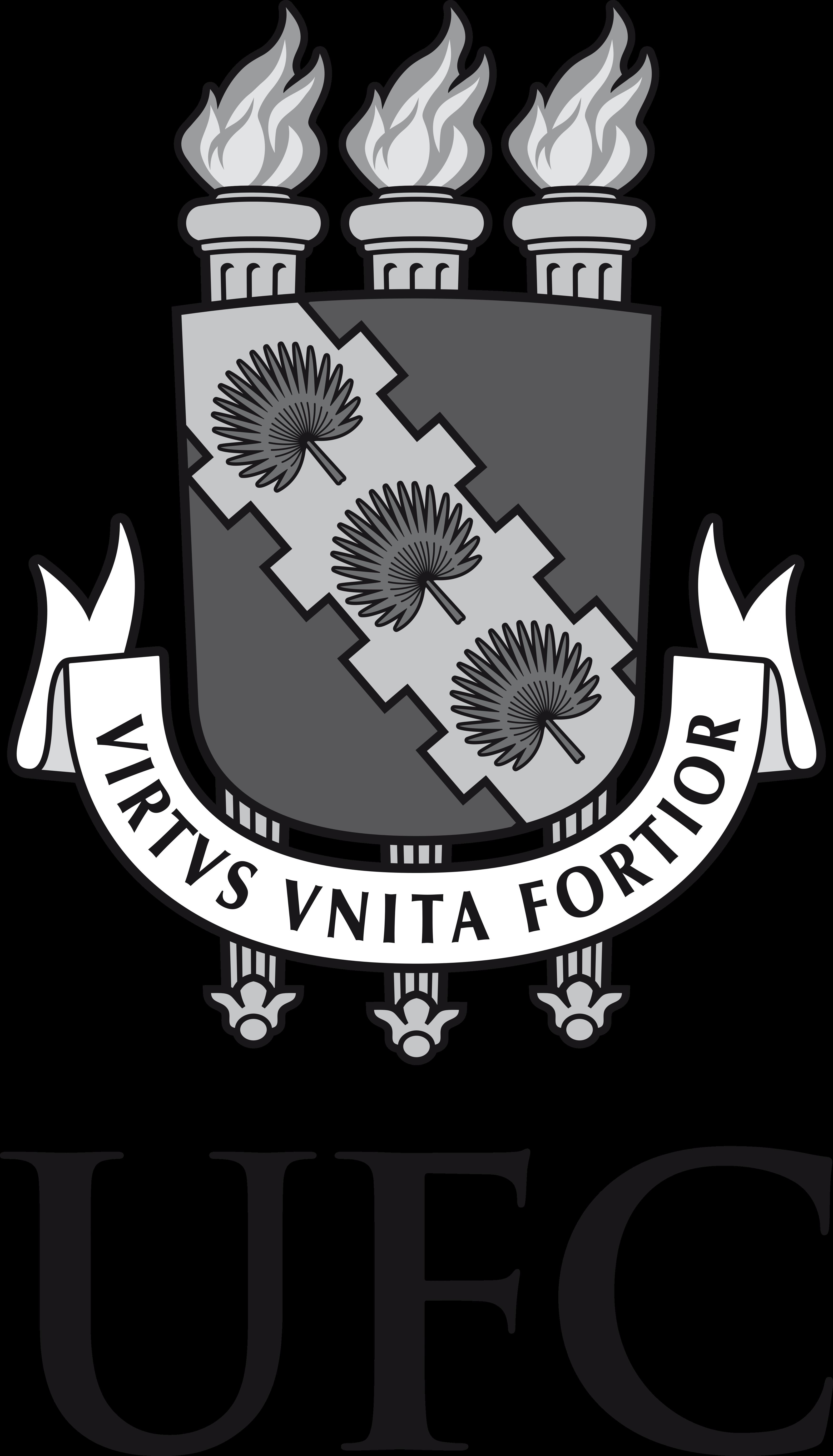 Ufc Logo Universidade. Universidade Federal do Ceara Logo.