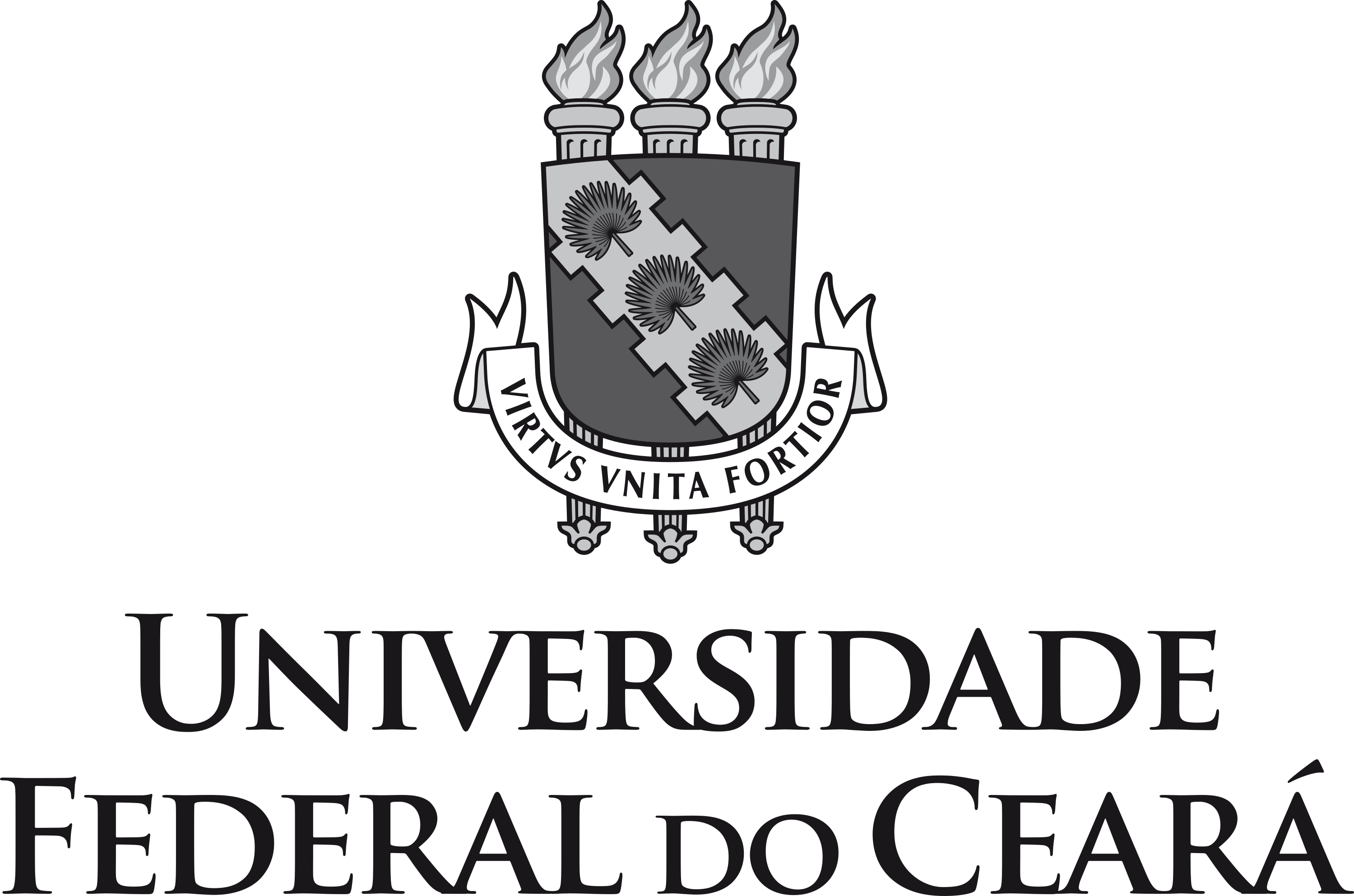 Ufc Logo Universidade. Universidade Federal do Ceara Logo.