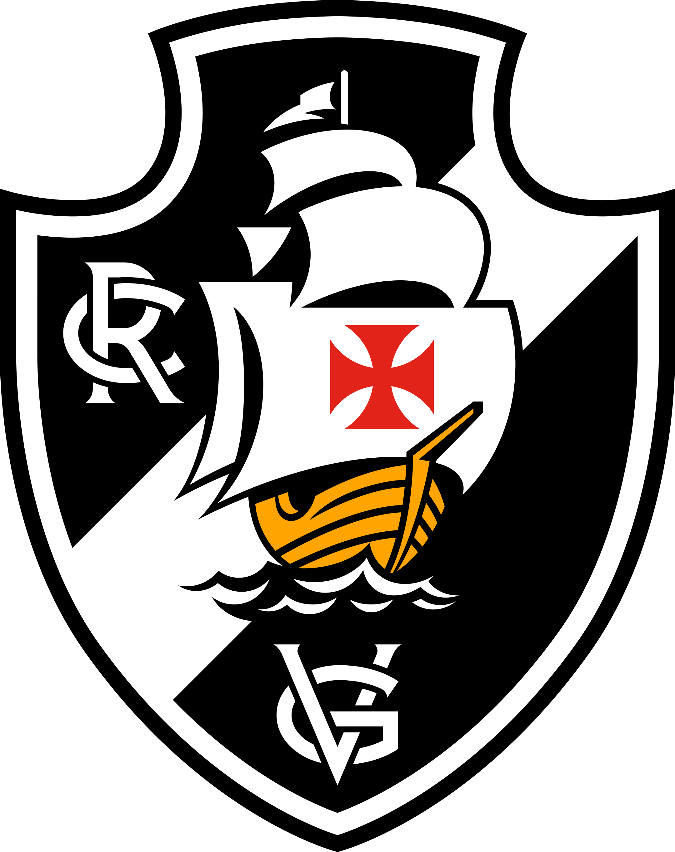 vasco logo 1 - Vasco da Gama Logo - Escudo