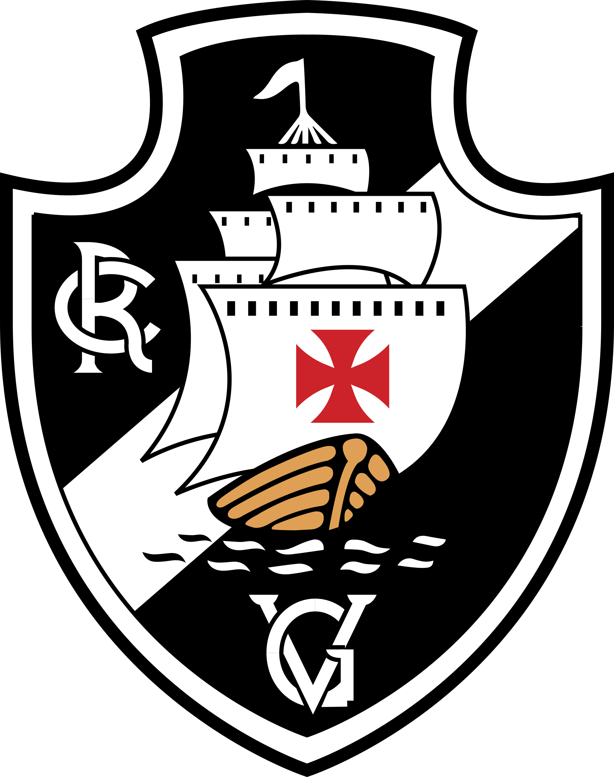 Vasco Logo, escudo.