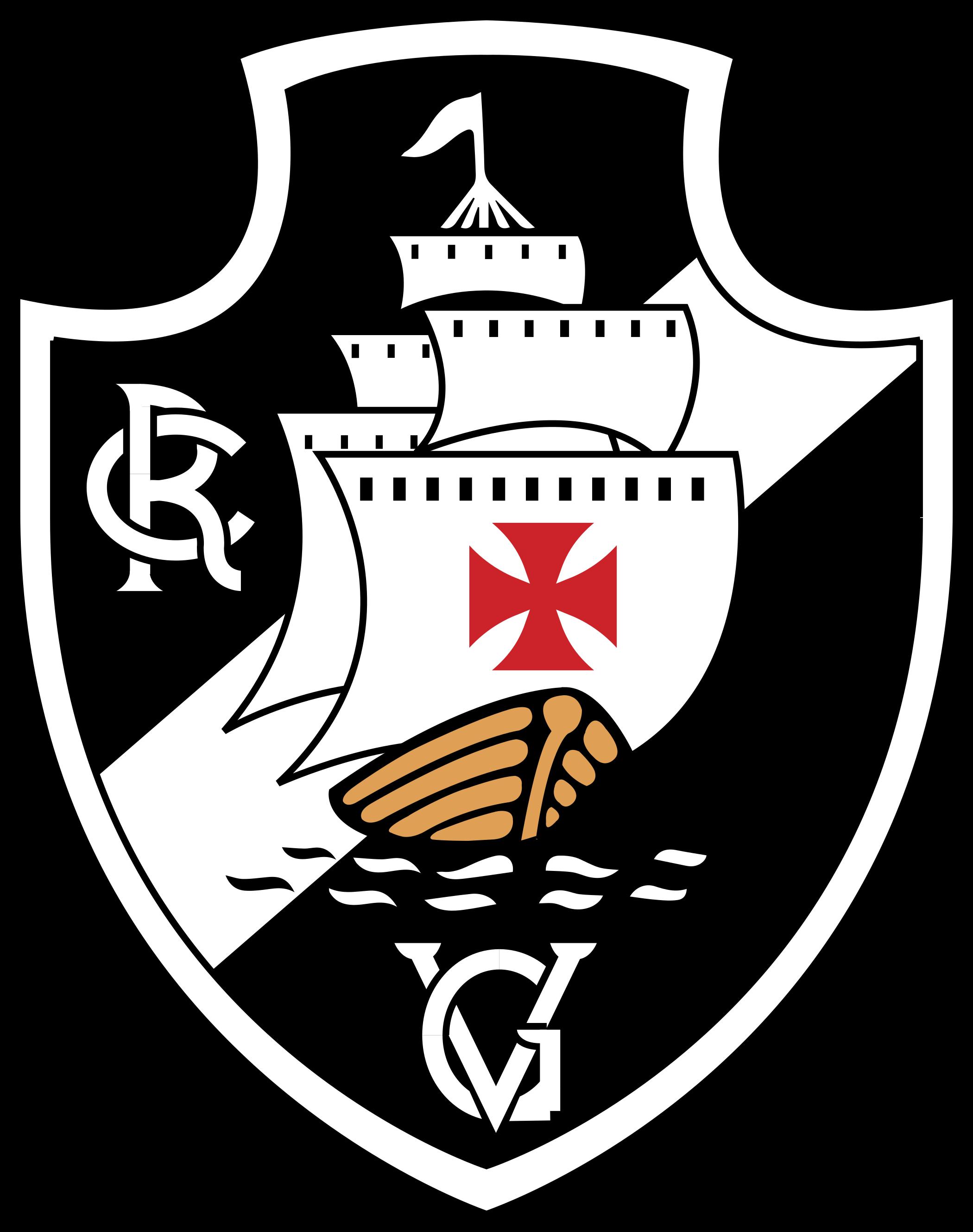 vasco logo escudo 1 1 - Vasco da Gama Logo