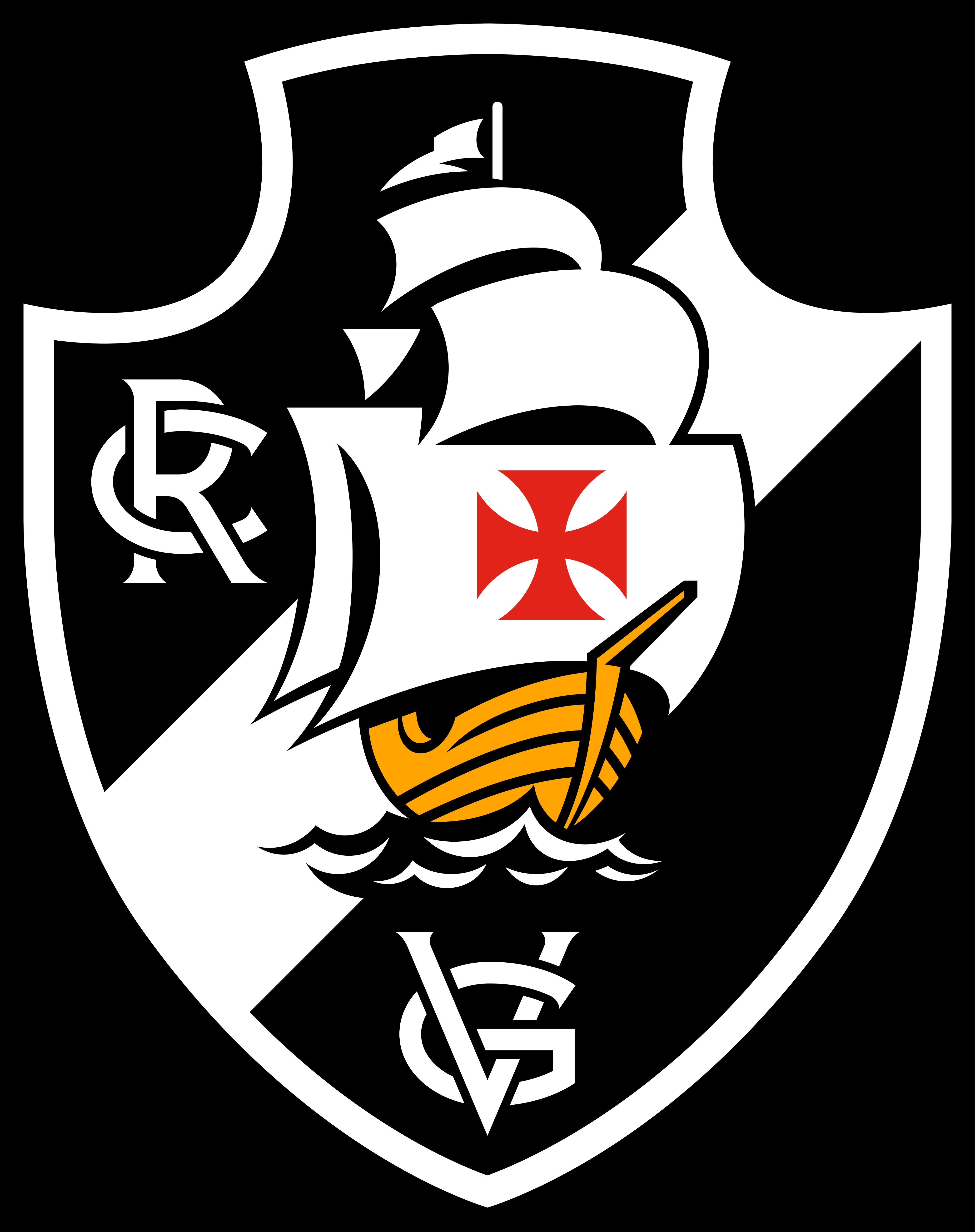 vasco logo - Vasco da Gama Logo - Escudo