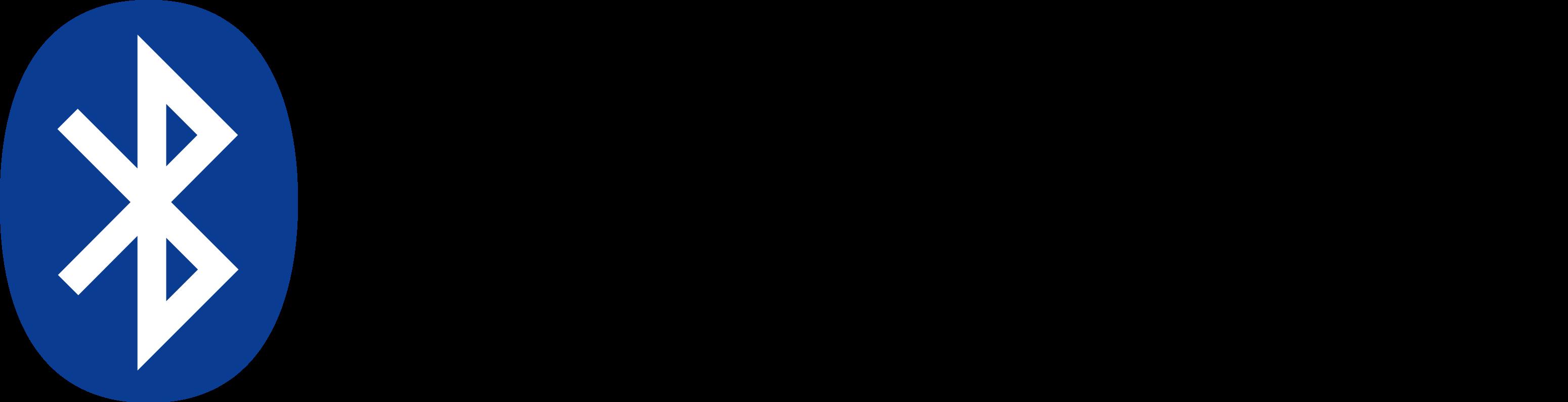 bluetooth logo.