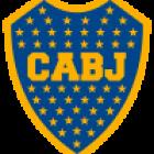Boca Juniors logo.