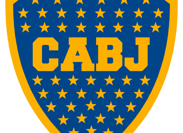Boca Juniors logo.